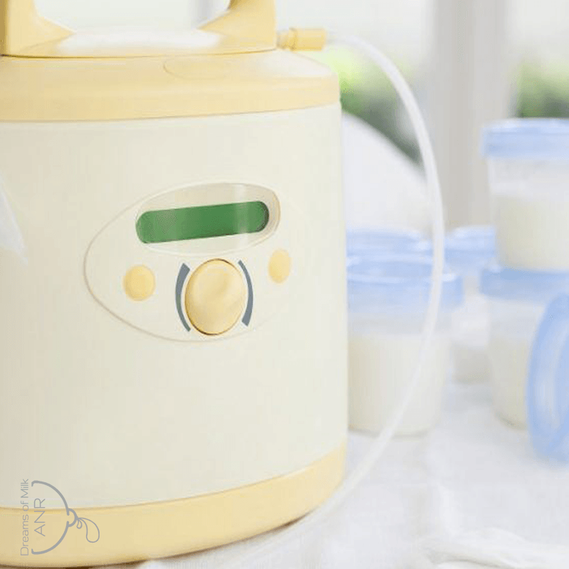 Best Breast Pumps - Dreams of Milk ANR